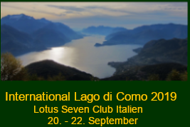International 2019 am Lago di Como