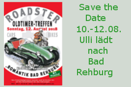 Roadster- Treffen in Bad Rehburg ...