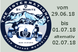 The International St. Moritz - Roger Savarè Memorial Meeting