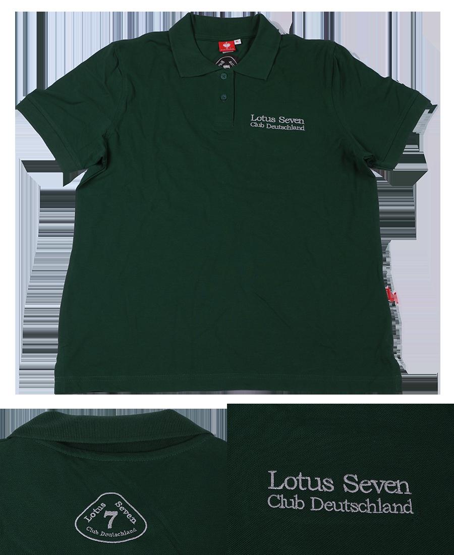 Poloshirt LSCD grün